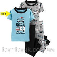 Пижама Картерс №1, 12м (72-76см)