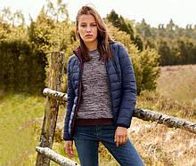 Стильная двухсторонняя стеганная деми куртка, тсм Чибо (Tchibo), Германия, размер 44-46