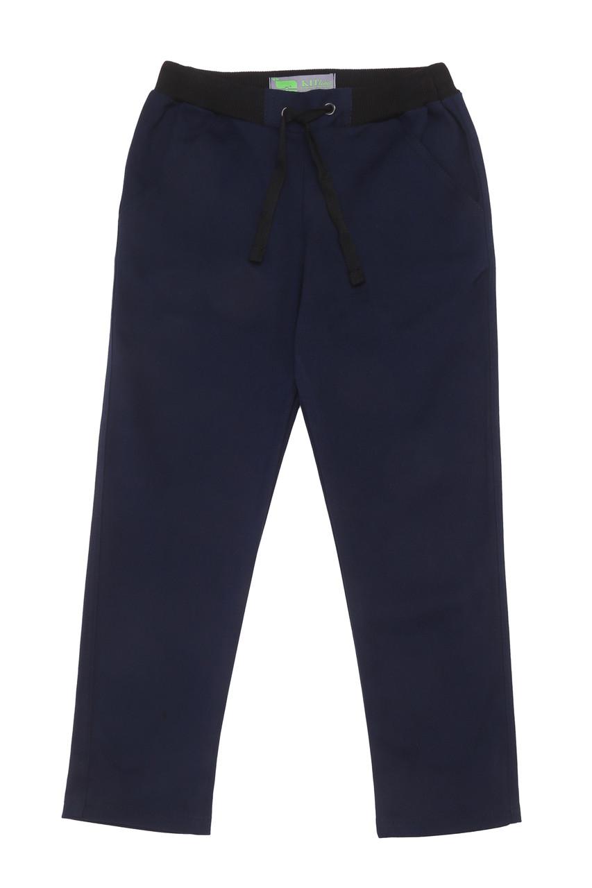 Брюки для школы синие jeans NEW
