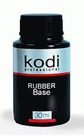 База Kodi Rubber Base Gel - базовое покрытие для гель-лака, 30 мл