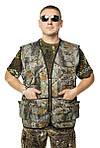 Жилет х/б  для рыбаков и охотников, фото 2