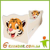 Детская кровать с принтами животных Animal в более чем 40 дизайнах (Бесплатная доставка!)