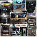Автомобильный Аудио MP3-плеер FM, Bluetooth, AUX, USB, SD модуль питание от 5В до 12В с Пультом, фото 10