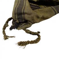 Куфия, шемаг, арафатка MilTec Olive/Black 12610000, фото 3