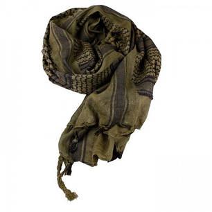 Куфия, шемаг, арафатка MilTec Olive/Black 12610000, фото 2