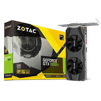 Видеокарта ZOTAC GeForce GTX1050 Ti 4096Mb LP (ZT-P10510E-10L)