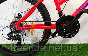 Подростковый велосипед Crosser Infinity 24, фото 3