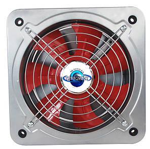 Настінний осьовий вентилятор з зворотним клапаном Турбовент НОК 150, фото 2