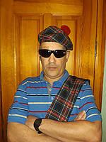 Берет шотландский.Шотландский берет мужской.Подарок руководителю.Шотландский берет женский unisex.Тэм-о-шентер
