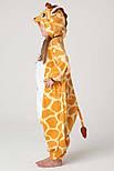 Детская пижама кигуруми жираф v10432, фото 3