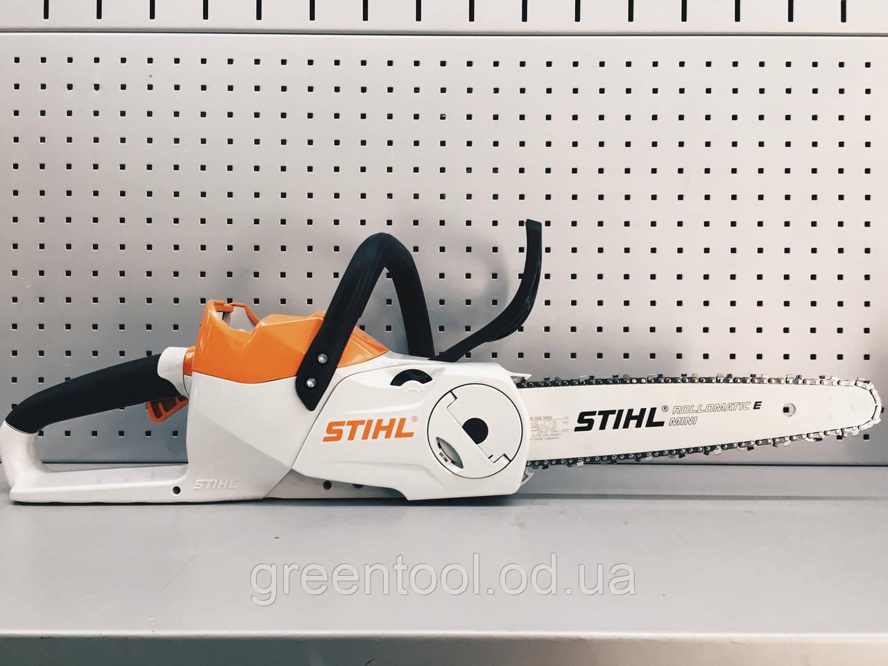 Аккумуляторная пила STIHL MSA 140 C каркас