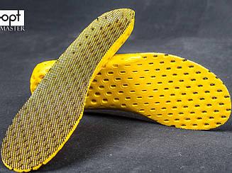 Ортопедические спортивные стельки Eva (Эва) + ткань, р. 38-45, арт. F3008