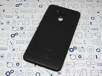 Задняя крышка Honor 6c Pro (JMM-L22) черная с кнопками Сервисный оригинал с разборки