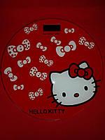 Напольные весы  BITEK BT-1603 Hello Kitty 180 кг