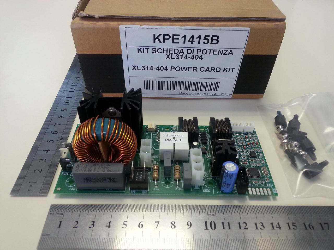 Плата KPE1415B силовая для расстойки Unox XL 314-404