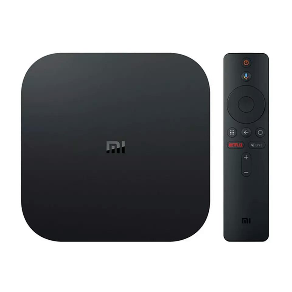 TV Box Smart TV Xiaomi Mi Box S \ Mi Box 4 2/8GB Международная версия ОРИГИНАЛ