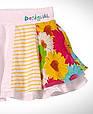 Детские юбки для девочки Desigual Испания 41F3116 Белый, фото 4