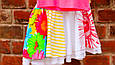 Детские юбки для девочки Desigual Испания 41F3116 Белый, фото 5