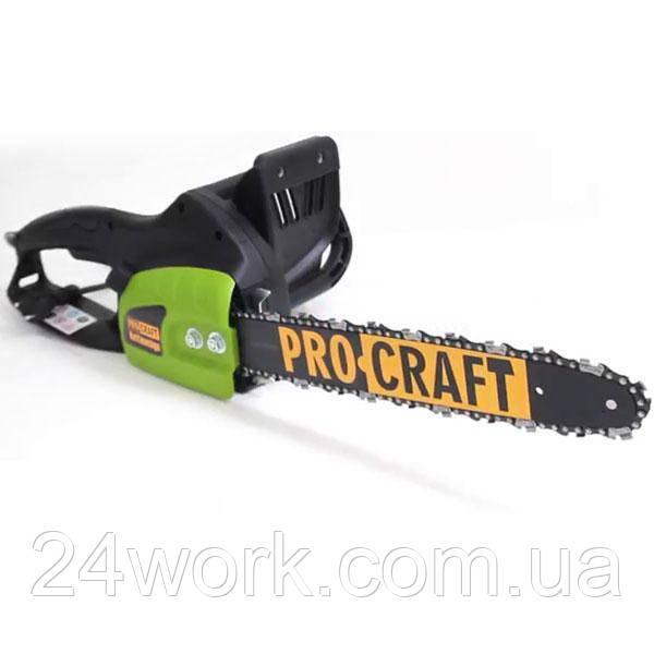 Цепная электропила Procraft К 2350 (2+2)