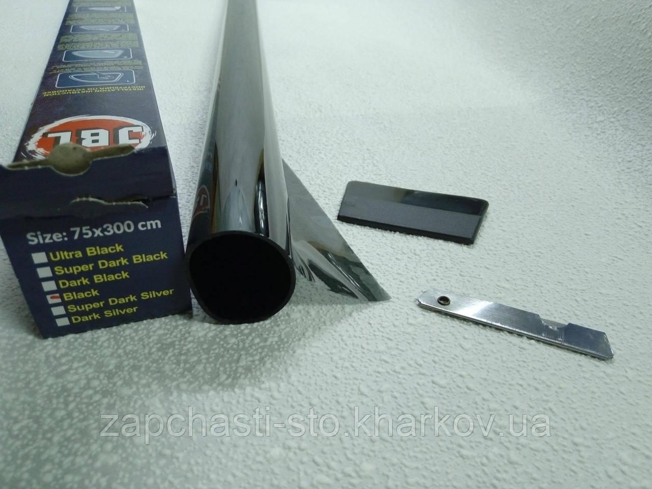Тонировочная пленка 30% JBL Black темная 75Х300