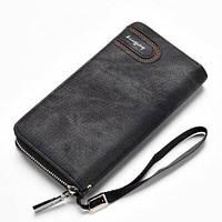Мужское портмоне Baellerry Denim S1514 кошелек вместительный