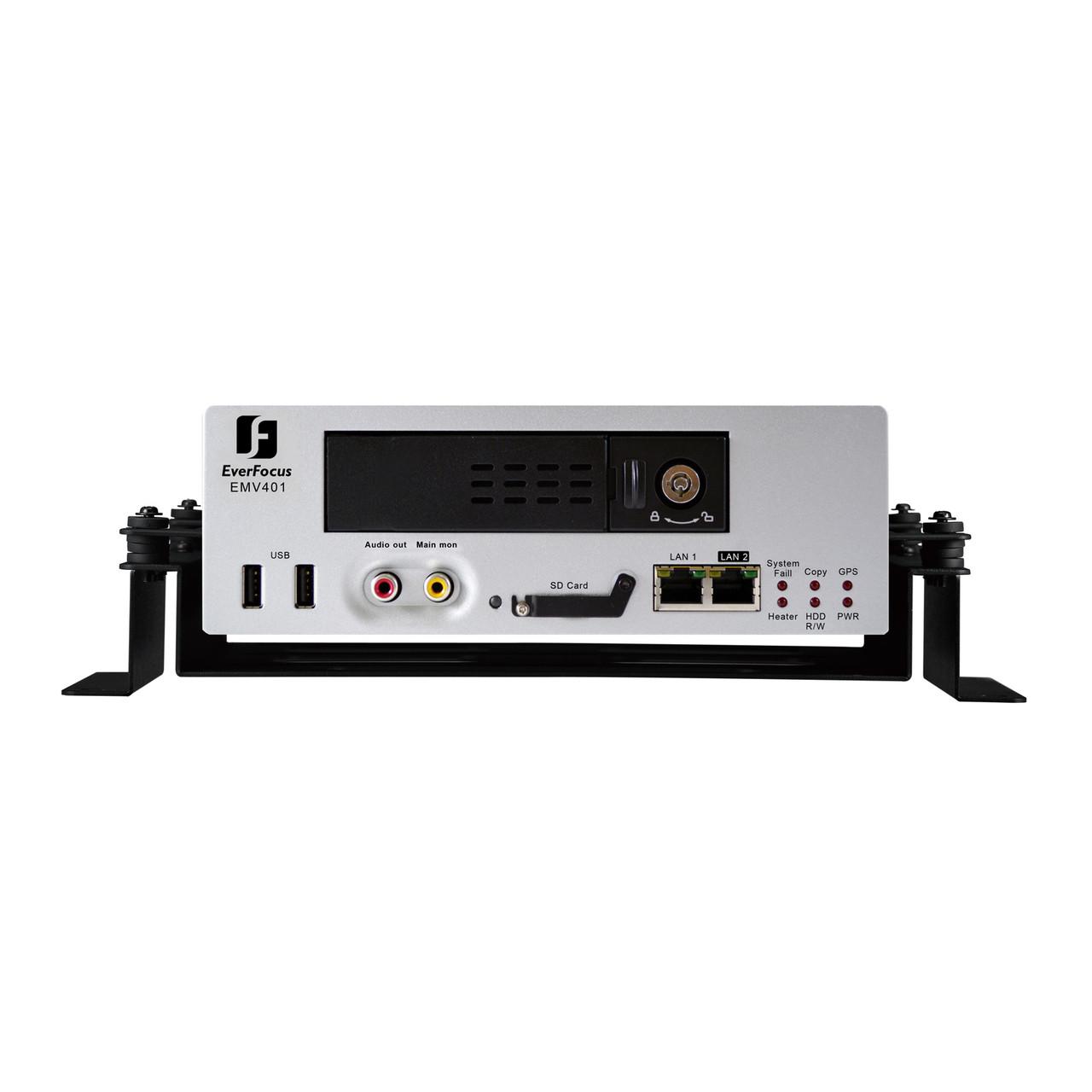 Автомобильный видеорегистратор EverFocus EMV401