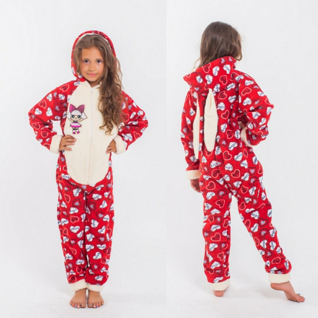 Детские цельные пижамы Кигуруми  (цельная пижама)  детская пижама