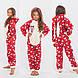 Детские цельные пижамы Кигуруми  (цельная пижама)  детская пижама, фото 5