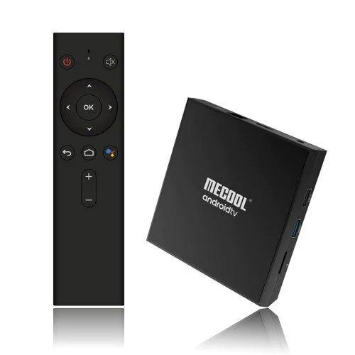 Mecool KM9 Pro Classic 2/16 | Android TV 9.0 | Сертификат Google | Смарт ТВ Приставка