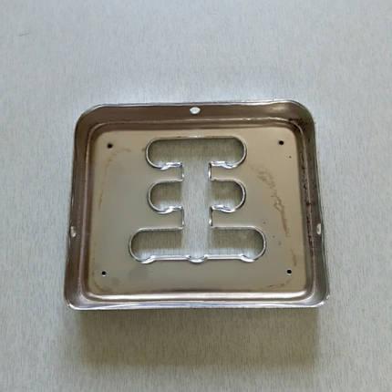 Пластина направляющая рычага передач 180N/190N/195N, фото 2