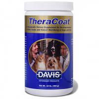 Davis (Дэвис) TheraCoat ДЭВИС ТЕРАКОУТ диетическая добавка для шерсти собак и котов, 0.464г