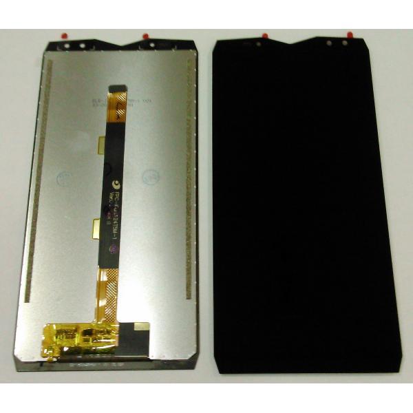 Дисплей для Ulefone Power 5 с тачскрином черный, Оригинал