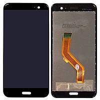 Дисплей  HTC U11 EYEs + тачскрин (сенсор), черный