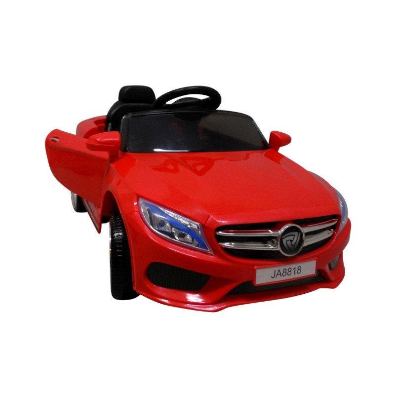 Дитячий електромобіль на аккумулятореCabrio M4 червоний з пультом управління