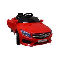 Дитячий електромобіль на аккумулятореCabrio M4 червоний з пультом управління, фото 1
