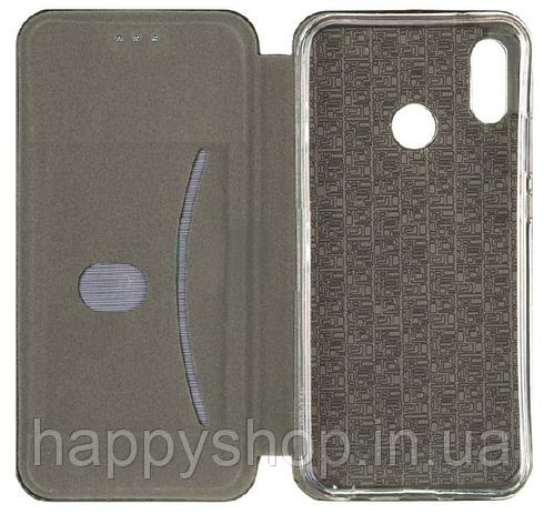 Чехол-книжка Gelius Leather для Samsung Galaxy M20 (M205) Черный, фото 2