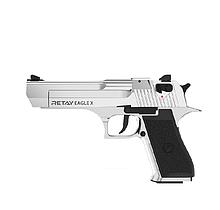 Пістолет стартовий Retay Eagle nickel