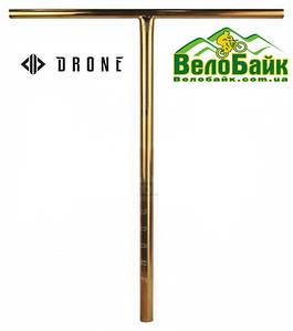 Кермо на трюковий самокат Drone RELIC V2 T 710 Rose Gold (101668)
