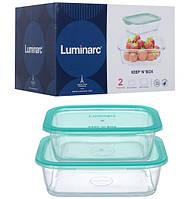 Keep`n`Box Набор емкостей для хранения 2 пр. Luminarc P5506