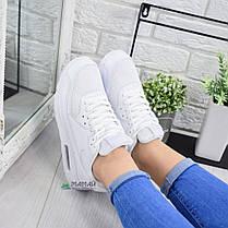 Кросівки жіночі в стилі Nike Air Max верх сітка, фото 2