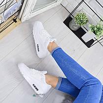 Кросівки жіночі в стилі Nike Air Max верх сітка, фото 3