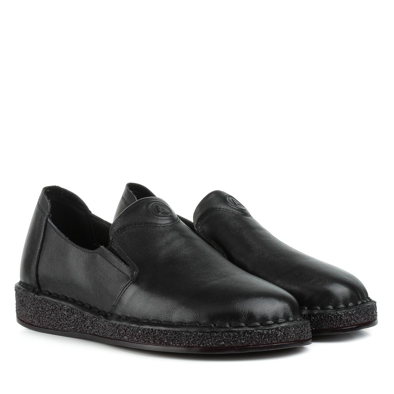 Туфли женские MEEGOCOMFORT (кожаные, удобные, на низком ходу)