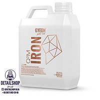 GYEON Q2M Iron («Айрон») 4000мл. Очисник дисків і металевих елементів від металевих вкраплень