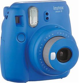 Камера моментальной печати Fujifilm Instax Mini 9 Cobalt Blue