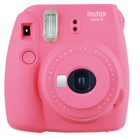 Фотокамера мгновенной печати Fujifilm Instax Mini 9 Pink