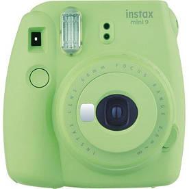 Камера моментальной печати Fujifilm Instax Mini 9 Lime Green