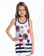 Детское платье для девочки Krytik Италия 79490 / KR / 00A Белый