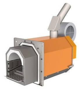 Горелка на пеллетах Eco-Palnik UNI-MAX 100 кВт