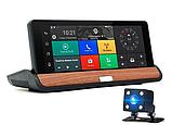 Видеорегистратор JUNSUN E26, на операционной системе Android с GPS навигатором, фото 5