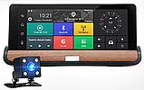 Видеорегистратор JUNSUN E26, на операционной системе Android с GPS навигатором, фото 6